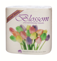 2PLY 250SHEET BLOSSOM TOILET TISSUE