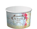 CUP LA FRUITA ICE CREAM 8OZ