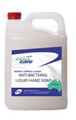 HAND SOAP ANTIBACT WHITE 5LT