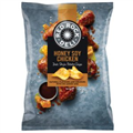 RED ROCK DELI CHIPS HONEY SOY CHICKEN 90G 12 PACK