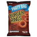 BURGER RINGS             220GM