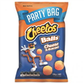 CHEETOS CHEESE AND BACON BALLS 190G